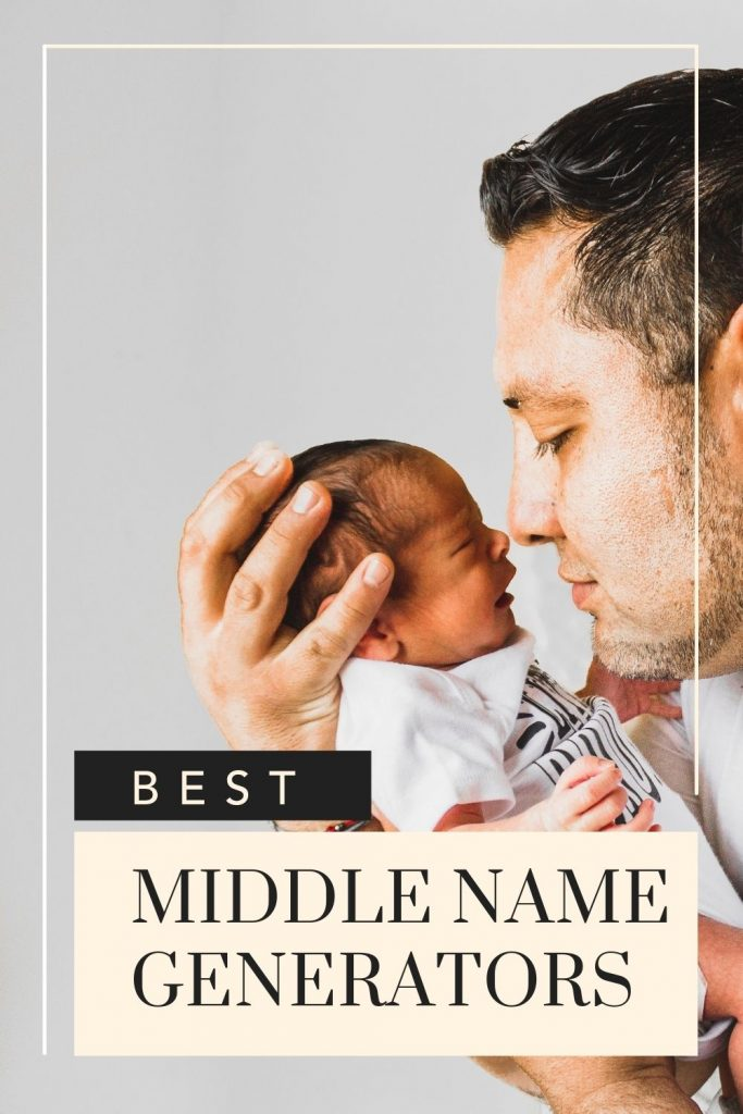Cover image for middle name generators for boys
