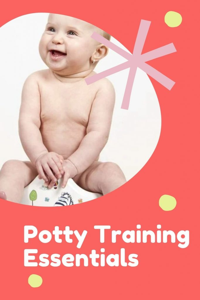 Cover image for Potty Training Essentials for New Parents
